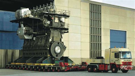 Most Powerful Engine Made by The Largest And The Most Powerful Engine In The World