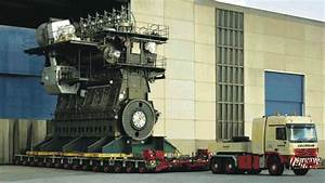 The Largest And The Most Powerful Engine In The World ...