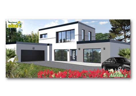 constructeur de maison moderne constructeur maison individuelle contemporaine maison moderne