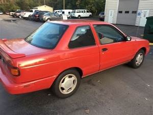 1992 Nissan Sentra Se C For Sale