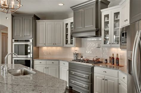 moon white granite with dark cabinets moon white granite countertops transitional kitchen