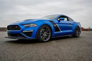 Roush's 2020 Ford Mustang Stage 3 Has GT500 Power And More Restrained Looks | Carscoops