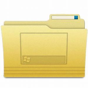 Folders Desktop Folder Icon | iWindows Iconset | Wallec
