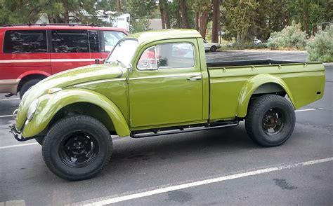 homemade truck cab green vw truck alawysbroke net vw truck bug four
