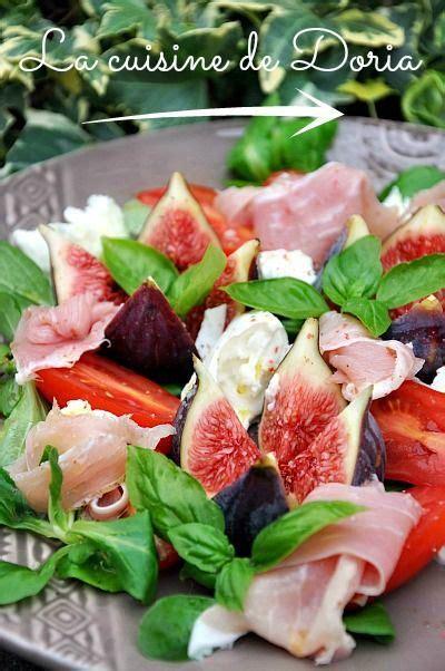 cuisiner des figues fraiches les 25 meilleures idées de la catégorie salade de figues