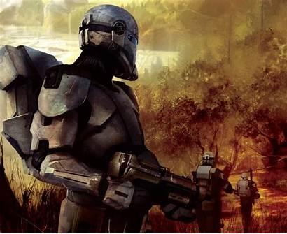 Commando Republic Wars Star Unknown Into Fray
