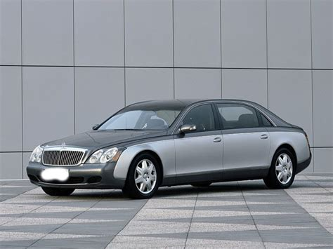 How Much Does A Mercedes Maybach Cost