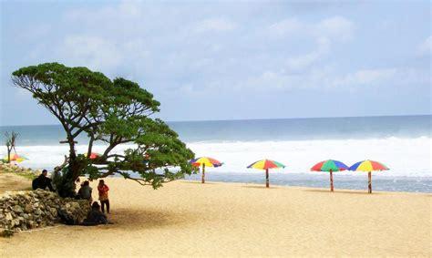 photo  jelajah pantai selatan yogyakarta pesona indonesia