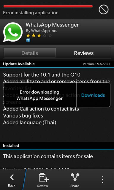 whatsapp update 24th april blackberry forums at crackberry