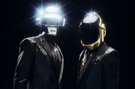 Daft Punk without a helmet: Here is how the French duo ...