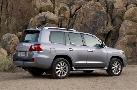 Lexus Lx Picture by 2010 Lexus Lx 570 Picture Number 67486