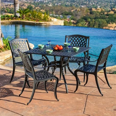tall outdoor bistro table set furniture bar height dining sets outdoor bar furniture
