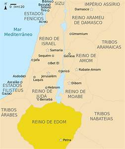 File Kingdom Of Edom 830 Map-pt Svg
