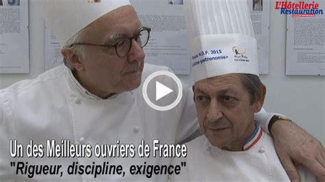 mof cuisine 2015 8 nouveaux mof cuisine gastronomie