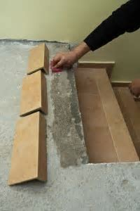 How to tile stairs   HowToSpecialist   How to Build, Step