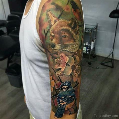 fox tattoos tattoo designs tattoo pictures