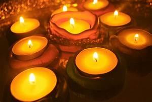 """Make a """"Diya"""" for Diwali"""