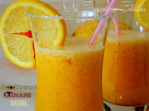 jus de banane maison jus d orange banane 100 vitamine le cuisine de samar