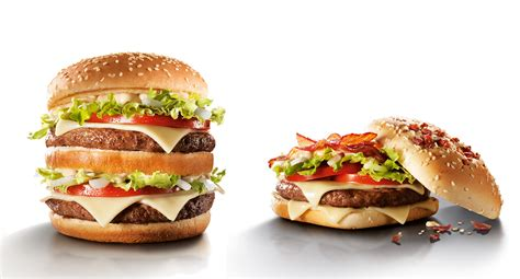 Bid Tasty Grand Big Tasty E Big Tasty Bacon V 227 O Animar O Seu Come 231 O