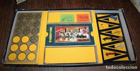 Mejore su razonamiento e inteligencia con el más clásico juego de la vieja en los juegos en internet 100% gratis. ben hur, juego de carreras de cuadrigas romanas - Comprar ...