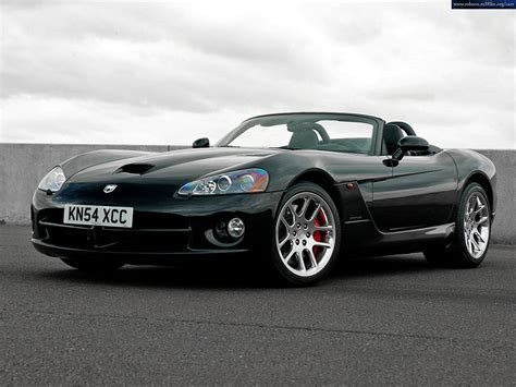 Chrysler Viper history, photos on Better Parts LTD
