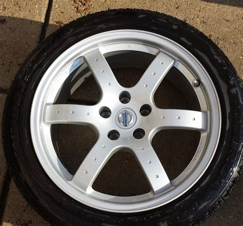 fs set  rays forged  wheels oem   track