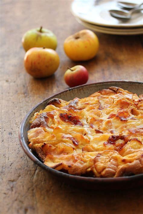cuisine et vins de recette desserts aux pommes