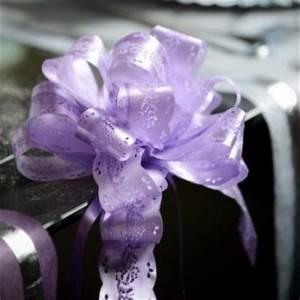 Achat Deco Mariage : noeud dentelle automatique glise et voiture mariage pas cher ~ Teatrodelosmanantiales.com Idées de Décoration