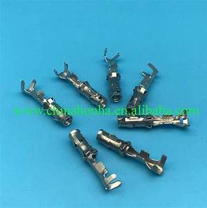 Free Shipping 100  200  500  1000 Pcs Crimp Wire Harness