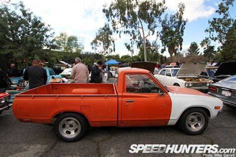 Datsun 620 Parts by Event Gt Gt Datsun Friends Meet In Socal Speedhunters