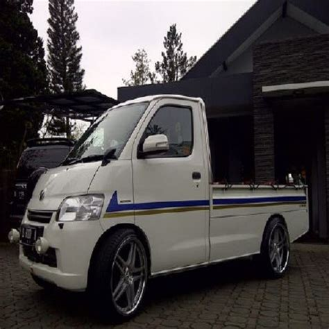 Modifikasi Grand Max by Foto Modifikasi Mobil Up Ceper Mega Carry 1 5 Grand