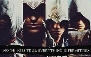Assassin's Creed Wallpaper by BriellaLove on DeviantArt