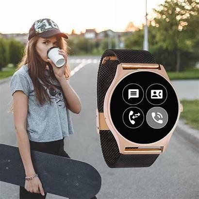 Xw Joli Smartwatch Damen Test Ios Iphone
