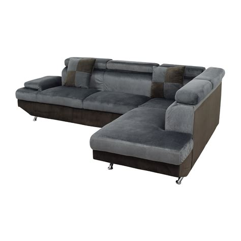 two piece sectional sofa 57 off beverly furniture beverly furniture two piece
