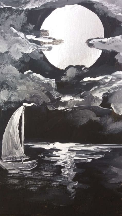 Perhaps we can include a third classification which i will touch on very briefly which would be. 30 Creative Black And White Painting Ideas On Canvas