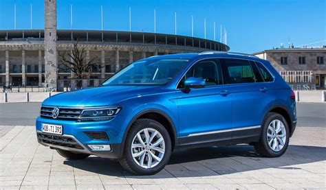 volkswagen cer 2016 when will vw tiguan 2016 be in showrooms 2017 2018