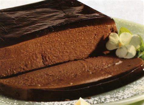 p 226 t 233 au chocolat et mousse au caf 233 recette plaisirs laitiers