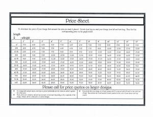 vinyl designs and wall art price chart With vinyl lettering pricing
