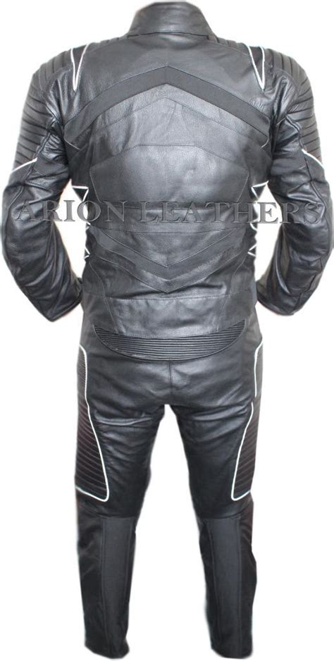 motorcycle suit mens top quality motorcycle motorbike leather suit x men