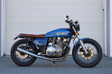 Gs1000 Suzuki by 1978 Suzuki Gs1000 Brat Cafe Racer Purpose Built Moto