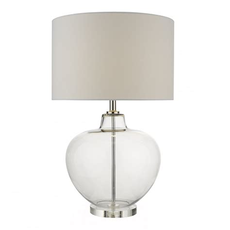 Stiffel Lamp Shades Glass by Mof4308 Moffat Base Only Table Lamp Clear Glass