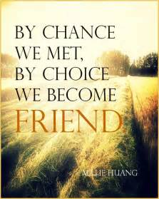 Friendship Quotes New Friends