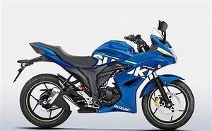 Suzuki Gixxer 250 Set For 2016 Delhi Auto Expo Debut ...