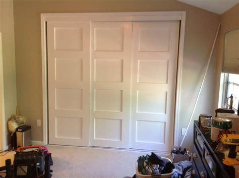 New Closet Doors  By Tsdahc @ Lumberjockscom