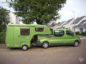 Camping Car Renault : camping cars insolites ~ Medecine-chirurgie-esthetiques.com Avis de Voitures