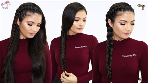 Peinados Rapidos Y Faciles