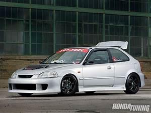 Honda Civic Jdm Style - image #89
