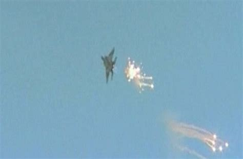 Russia Condemns Israel Air Strike On Syria