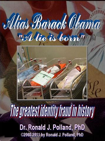 Card fraud is a staggeringly big business: Alias Barack Obama: The Greatest identity fraud in history