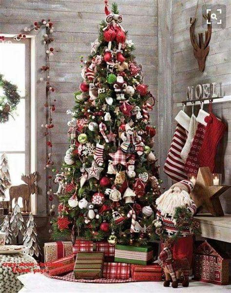country themed christmas tree  christmas tree